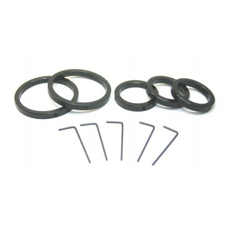 Parfocalizing Ring Set
