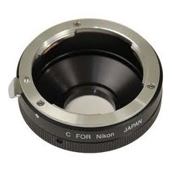"C Mount Wide Field Adapter for Pentax ""K"" Lenses"