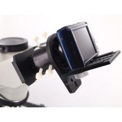 "MicroMount™ 1.5"" Eyepiece Microscope & Telescope Universal Adapter (UniCam & Uni-T Combo)"