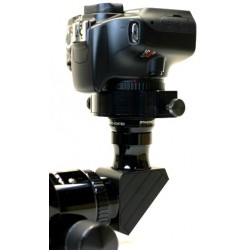 UniAdapt Camera Mount Kit for Olympus (4/3) Full-Size E-Volt DSLR (w/ Extension Set)