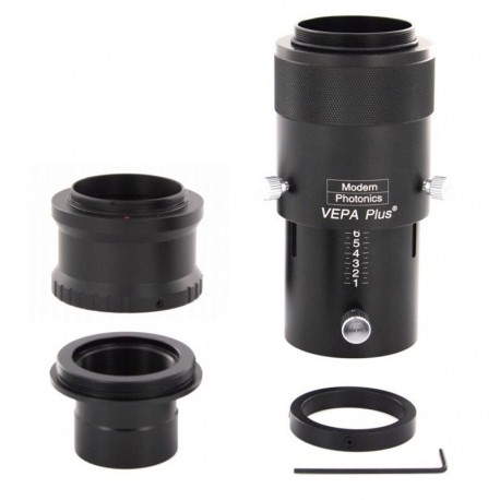 """Deluxe Astrophotography Kit (1.25"""") for Canon """"EOS-M"""" Mirrorless Cameras"""