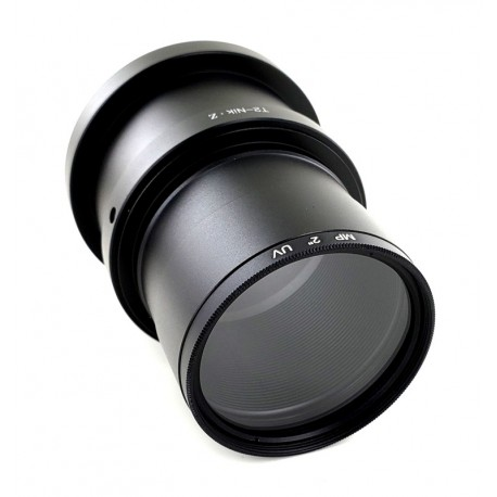 "Nikon-Z UltraWide 2"" Prime Focus Adapter Set"
