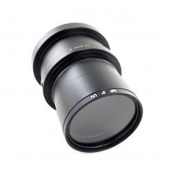 "Canon EOS-R Mirrorless 2"" Prime Focus Adapter Set"