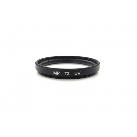 """Clear UV Glass Dust Filter Fits all """"T"""" Threads (42mm 0.75)"""